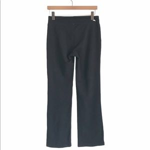 NWT Roots black yoga pants size medium